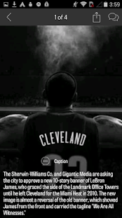 cleveland.com: Cavaliers News - screenshot thumbnail