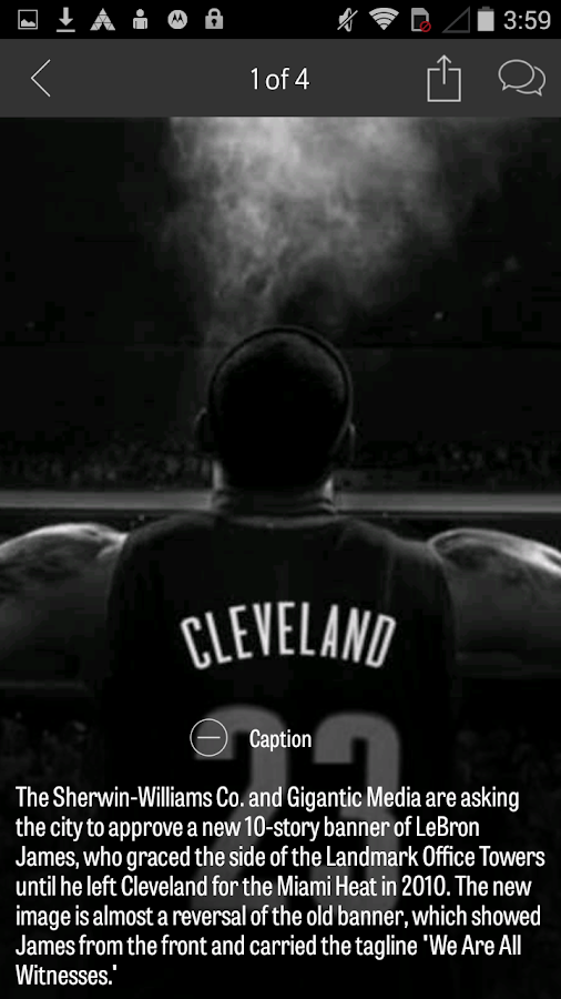 cleveland.com: Cavaliers News - screenshot