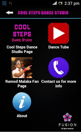 Cool Steps Dance Studio
