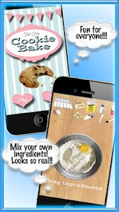 Cookie Bake Free Cooking Games - screenshot thumbnail