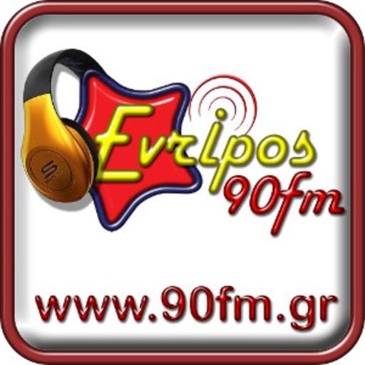 Evripos 90FM LOGO-APP點子