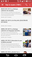 Screenshot of JW Podcast (español)