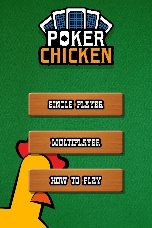 Poker Chicken- screenshot