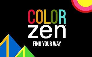 Screenshot of Color Zen