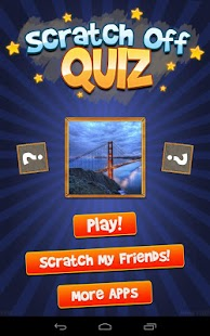 Scratch Off Quiz - screenshot thumbnail
