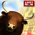 Angry Bull Run 2016 simulator icon