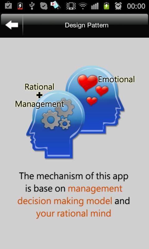 Management Decision Analytics- screenshot