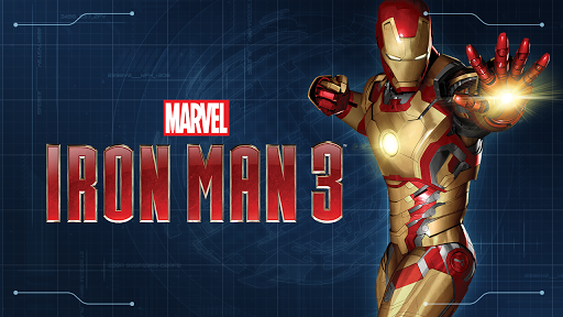 (免root 完整解鎖版!含鍵盤~)鋼鐵人3 動態壁紙Iron Man 3 wallpaper ...