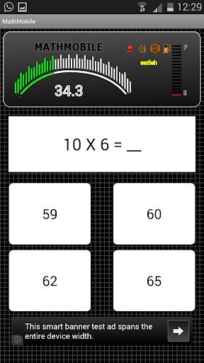 Math Mobile