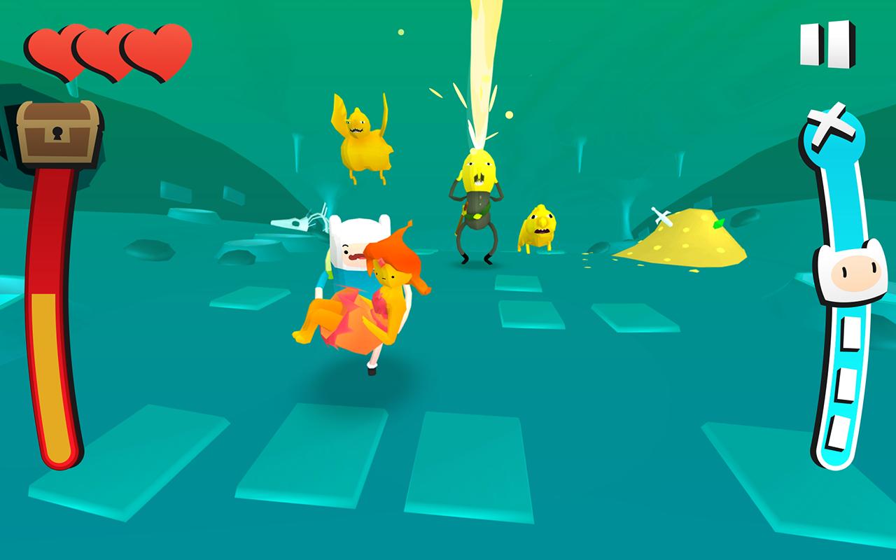 Time Tangle - Adventure Time screenshot #2