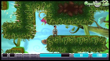 Screenshot of Experiment 13 SonyTablet S