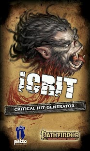 iCrit- screenshot thumbnail