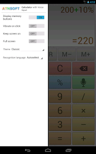 Calculator with Voice Input v1.0.6