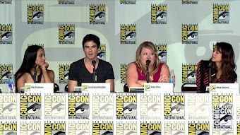 The Vampire Diaries: Comic-Con Panel 2013