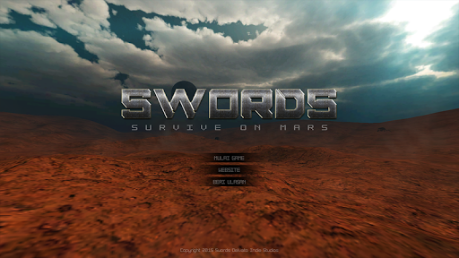 SWORDS - Survive in Mars