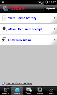 My Reimbursement Benefits - screenshot thumbnail