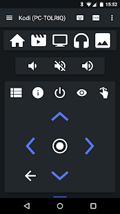 Yatse, the Kodi / XBMC Remote Screenshot 2