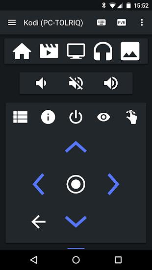 Yatse, the Kodi / XBMC Remote- screenshot thumbnail