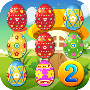 Swipe Easter Eggs 2 for PC and MAC