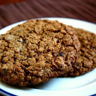Espresso Chocolate Chip Cookies.