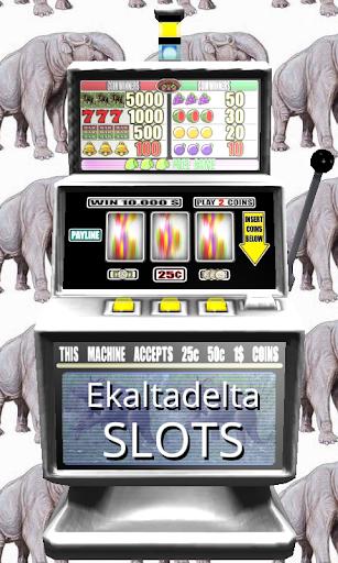 3D Ekaltadelta Slots - Free