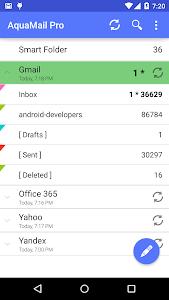 Aqua Mail - email app v1.5.5-18.1