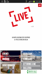 LIVE IT APP- screenshot thumbnail