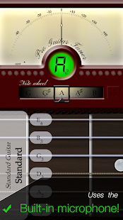 Pro Guitar Tuner- screenshot thumbnail