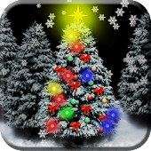 Christmas Crystal Ball LWP