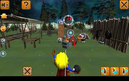 BogeyWogey Ghostbuster 3D Free Screenshot 8