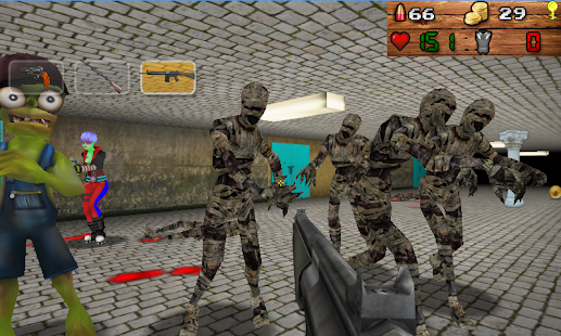 Zombie Doom FPS- screenshot thumbnail