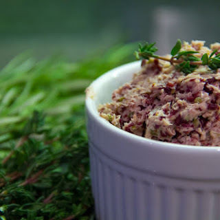 Fig Tapenade Compound Butter