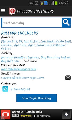 Kolhapur Business Directory