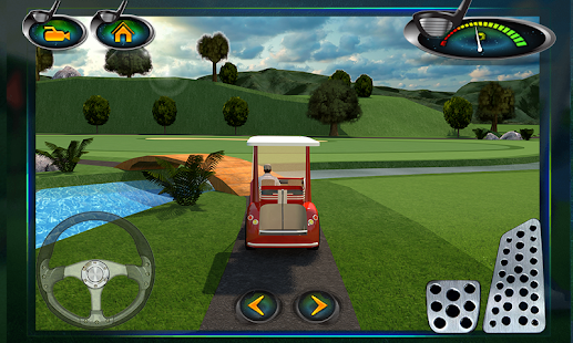 Golf-Cart-Simulator-3D 1