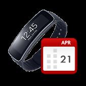 Gear Fit Calendar