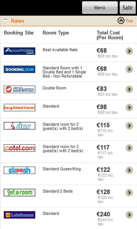Cordoba Travel Guide (Spain)- screenshot