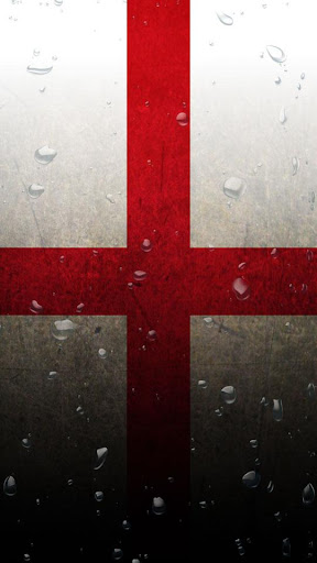 England flag water effect LWP