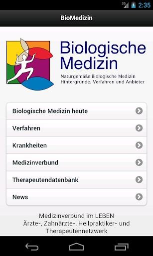 Ratgeber Biologische Medizin