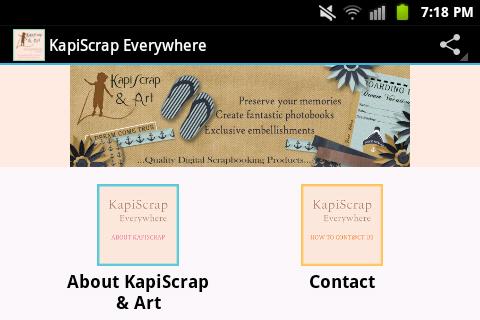 【免費娛樂App】KapiScrap Everywhere-APP點子