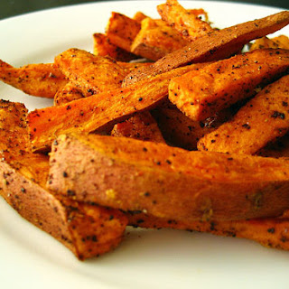 Savory Sweet Potatoes recipe – 120 calories