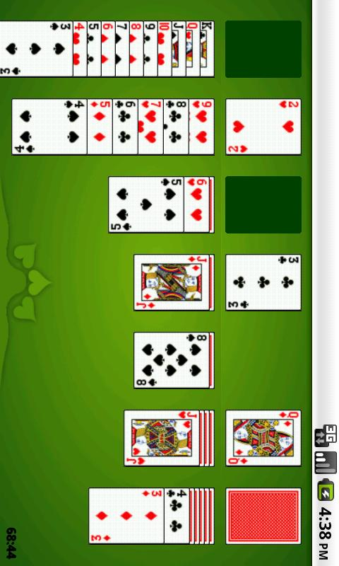 Solvable Solitaire - screenshot