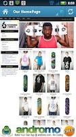 Screenshot of Six Starz™ Skate & Surf Co.