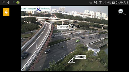 Cameras Singapore - Traffic 5.9.7 screenshot 1264670