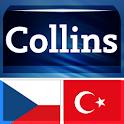 Czech<>Turkish Mini Dictionary logo