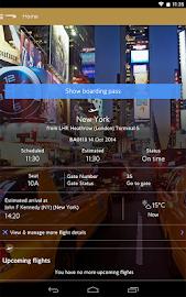 British Airways Screenshot 11