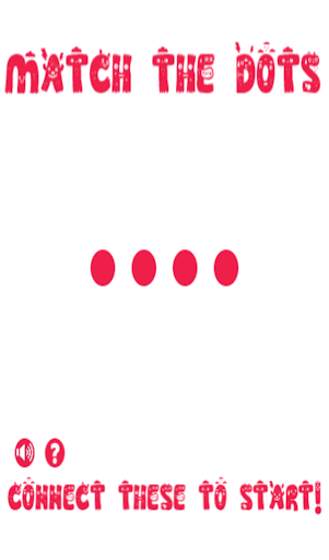Match the dots game