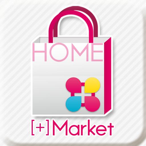 壁紙ストア+HOME Icon