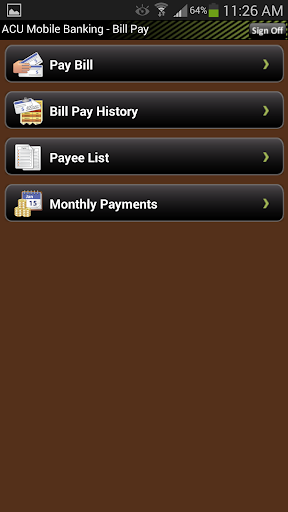 玩財經App ACU Mobile Banking免費 APP試玩