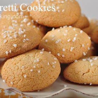 Amaretti Cookies Tested