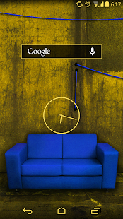 Arctic Yellow CM11 AOKP Theme- screenshot thumbnail